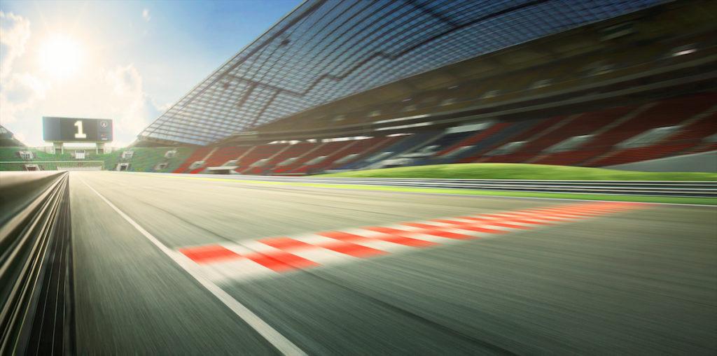 racecar track